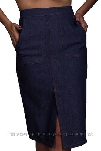 Юбка женская ,джинс