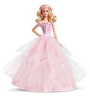 Barbie Birthday Wishes 2016 Barbie Doll, Blonde Коллекционная кукла Барби Особенный День Рождения