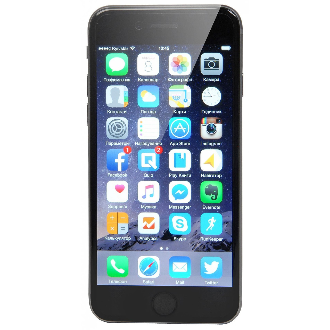 Apple iPhone 6 16GB (Space Gray) Refurbished