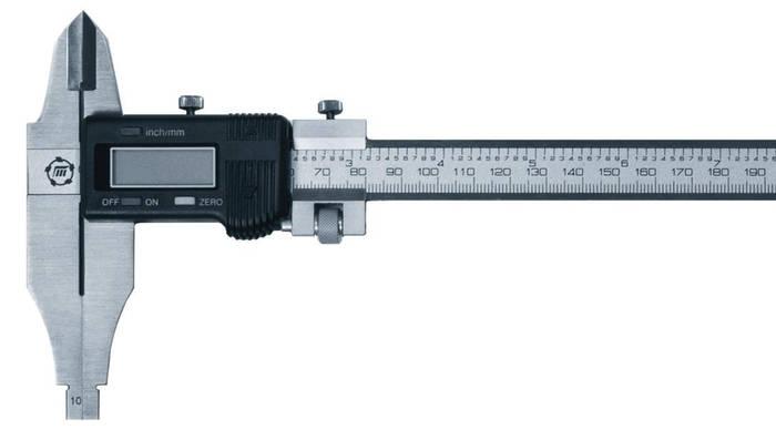 Штангенциркуль ШЦЦ-II-800 губ 300мм 0.01 электронный (Туламаш)