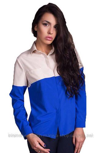 Рубашка женская, два цвета