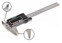 Штангенциркуль ШЦЦТ-III-2000 губ 150  0.01 c  тв.спл. губками  электронный (Туламаш)