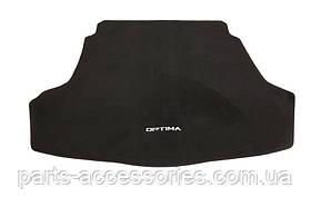 Kia Optima 2016 коврик в багажник черный новый оригинальный