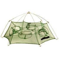 Раколовка -зонтик 6 входов 80 см