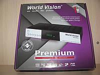 World Vision PREMIUM цифровой эфирный DVB-T2 ресивер (тюнер Т2)