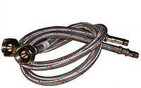 Шланг игла для воды в оплетке из нержавеющей стали М10 L100 SANDI PLUS. Цена за пару.
