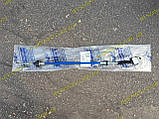 Трос сцепления Ваз 2108,2109,21099,2113,2114,2115 нового образца (круглый наконечник) Автопартнер Ф Синий, фото 3