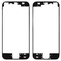 Рамка под дисплей iPhone 5S black