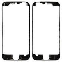 Рамка под дисплей iPhone 6 black