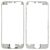 Рамка под дисплей iPhone 6 white