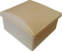 Коробки монтажные для наружной (открытой) установки 80х80х40мм IP54 без гермовводов (кратно 20шт) 20шт/уп