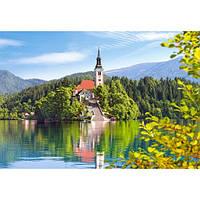 Пазл Замок Словения 1000 деталей С-102464