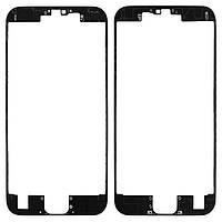 Рамка под дисплей iPhone 6S black