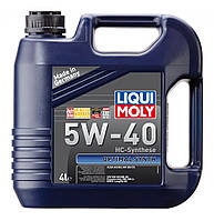 Моторное масло Liqui Moly Optimal Synth 5W-40 1л