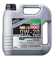 Моторное масло Liqui Moly Special Tec AA 0W-20 1л