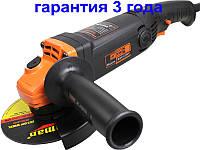 Болгарка 125мм Дніпро-М МШК-1250Р с регулировкой оборотов