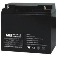Aккумулятор MHB 17Ач 12В MS17-12 AGM