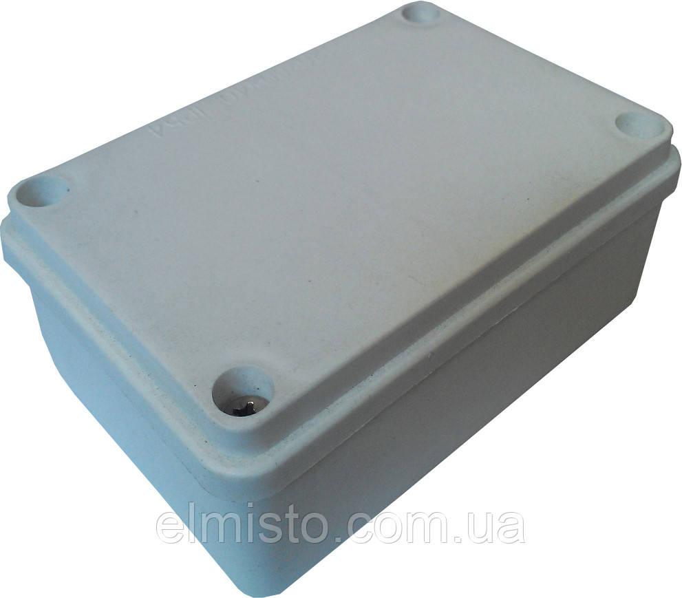 Коробки монтажные для наружной (открытой) установки 120х80х50мм IP54 без гермовводов 40шт/уп
