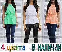 Блуза Elena креп-шифон