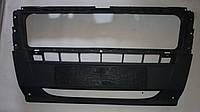 Бампер передний (средняя часть) Fiat Ducato 2006> (OE FIAT 735423158)
