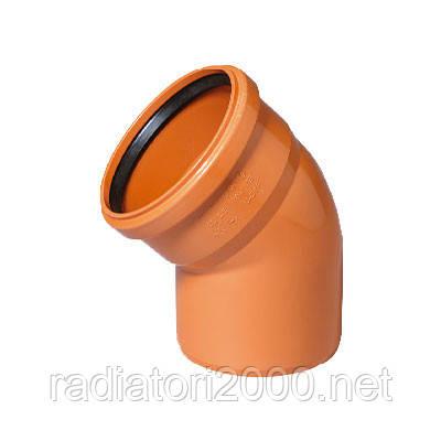 Колено (отвод) 160х30