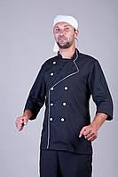 Спец одежда - костюм шеф-повара, батист (40-56)
