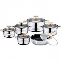 Набор посуды KAISERHOFF KH-8196