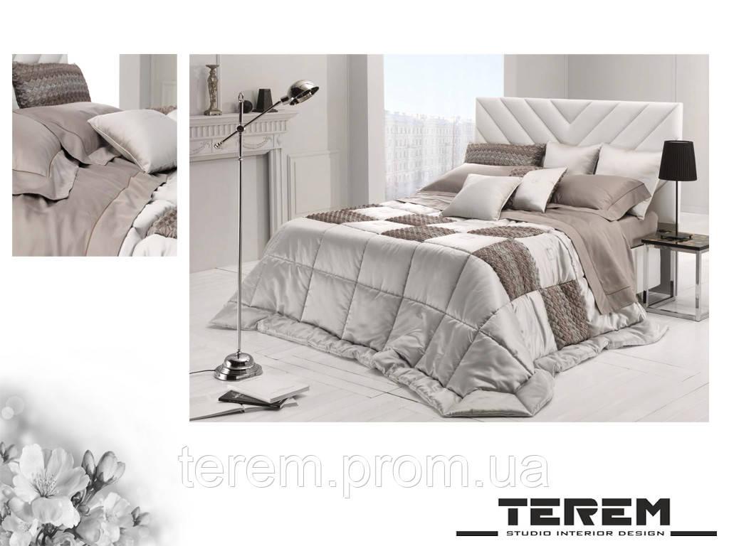 """Покрывало, подушки, постельное белье """"Лофт"""""""