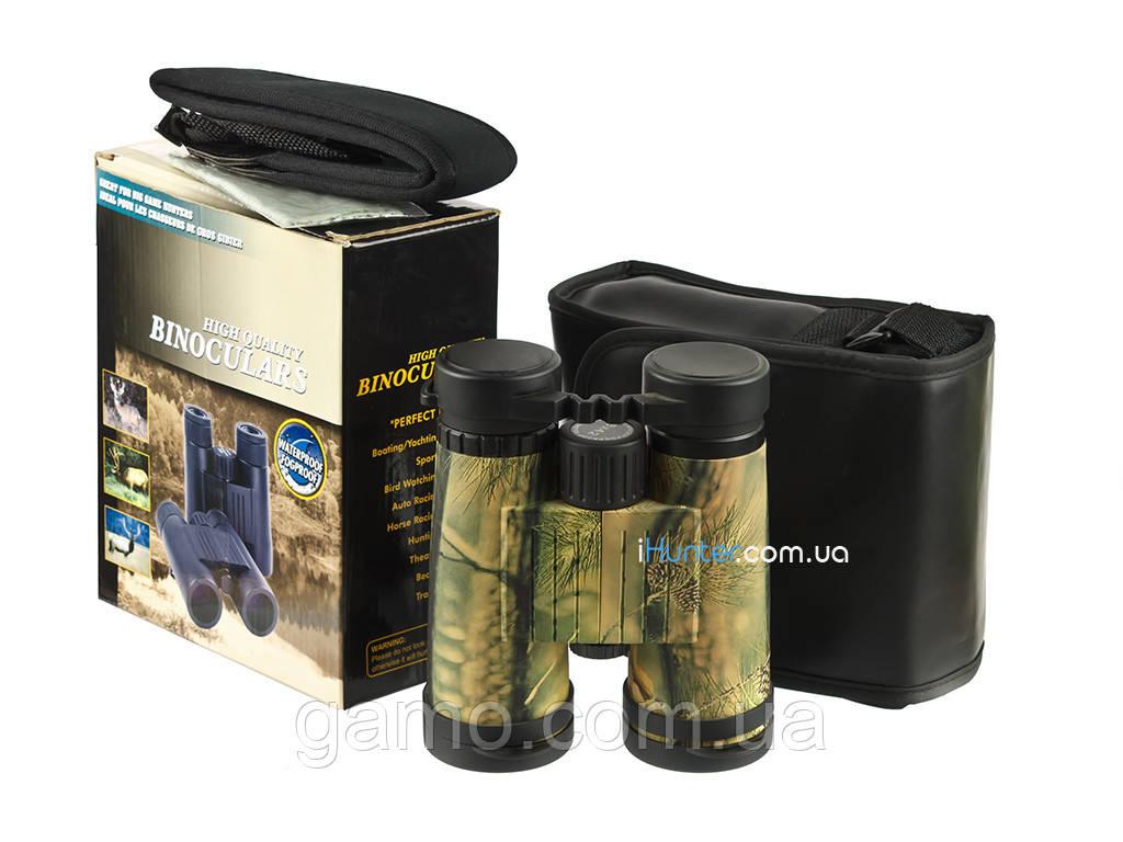 Бінокль SHUNTU 8x42 camo Waterproof