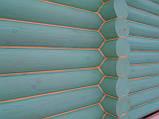 Герметизация деревянного дома, сруба, фото 4