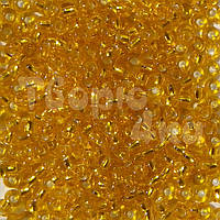 Бисер Preciosa 10/0 блестящий № 87060 / 308 абрикосовый