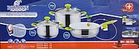 Набор посуды BOHMANN ВН-06-135, 6пр
