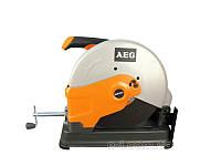Монтажная пила по металлу AEG SMT 355
