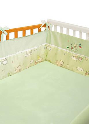Защита для детской кроватки ТМ Ярослав, фото 2