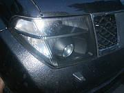 Линзы в фары Ниссан Пасфайндер (Патфайндер) Nissan pathfinder