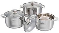 Набор посуды BOHMANN ВН-10117-6пр