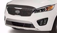 Дефлектор на капот Kia Sedona 2015-17 новый оригинальный
