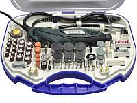 Гравер электрический Eurotec EG218 + 210 насадок