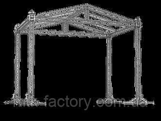 Алюмінієва сцена(ферми)