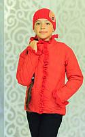 Демисезонная куртка для девочек подростков, фото 1