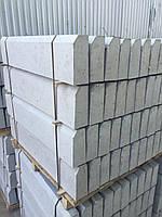 Поребрик тратуарный 1000х200х80 серый