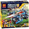 Конструктор Bela 10488 Nexo Knight (аналог LEGO 70315) «Устрашающий разрушитель Клэя», 379 дет