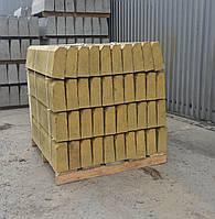 Поребрик тратуарный 1000х200х80 желтый