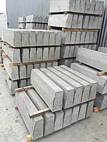 Бордюр дорожный средний 1000х250х120 серый