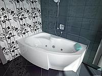 Ванна акрилова  Koller Pool Montana (170Х105 L/R) з сифоном A51CRM і ніжками , фото 1