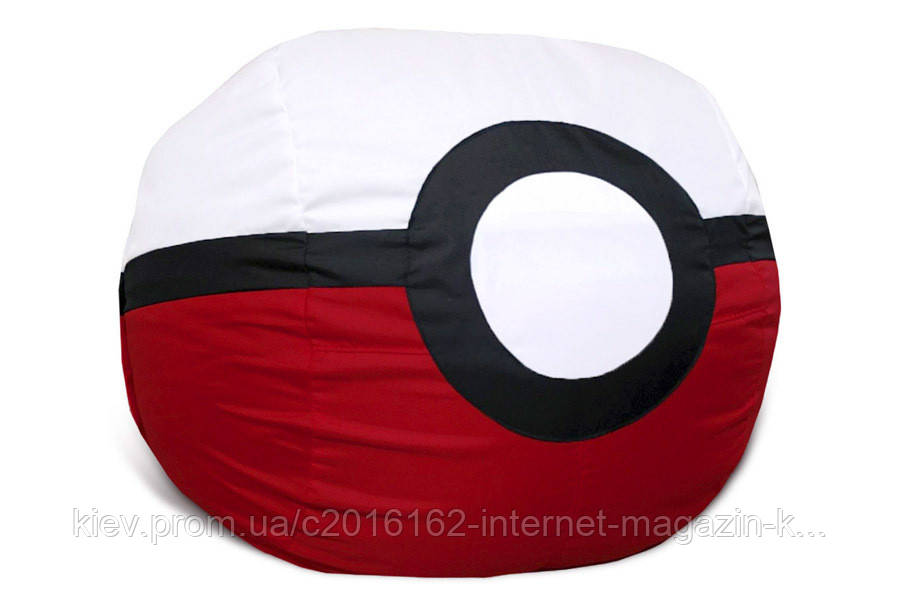 Бескаркасное кресло Pokeball для фанатов игры Pokemon Go