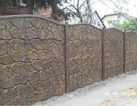Бетонные заборы. Изготовление бетонных заборов. Установка бетонных заборов. Заборы бетонные декоративные