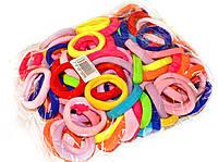 Резиночки для волос упаковка 100 шт