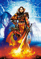 Пазл Побеждённый дракон, фэнтези 1000 деталей С-101764