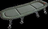 Раскладушка карповая усилинная Robust Flat Bedchair CZ7888 (200x80x35)